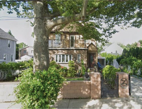 NOTE SALE OF A 2 FAMILY DETACHED HOME | 38-33 CLEARVIEW EXPRESSWAY | BAYSIDE (QUEENS), NY