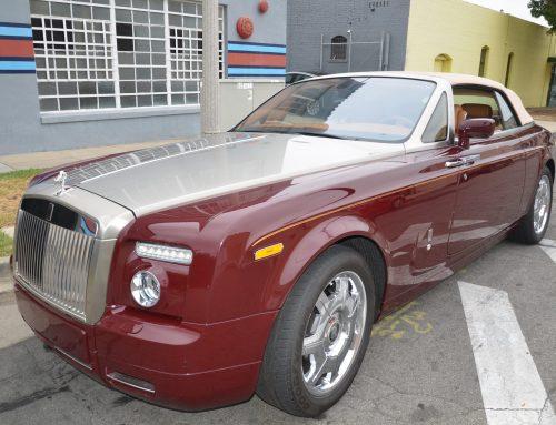 Bankruptcy Sale of the Bikram Car Collection